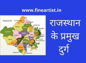 Rajasthan Ke Durg राजस्थान के दुर्ग